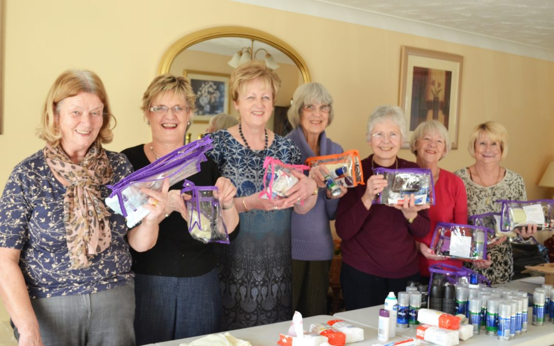The Friends at Broomfield support dementia care.