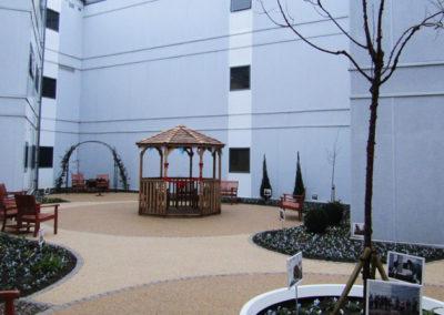 Second Dementia Garden Opens