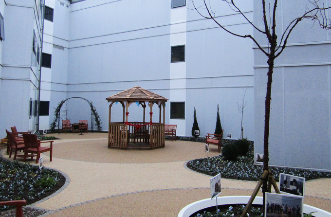 Second Dementia Friendly Garden Opens